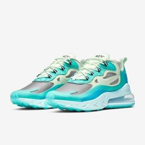 """LIKE NEW! Nike Air Max 270 React """"Psychedelic Art"""""""